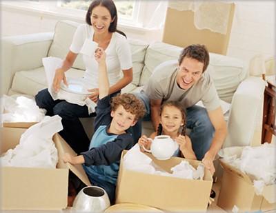 С чего начать переезд?